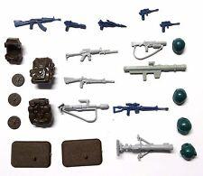 1984 Battle Gear Accessory Pack #2 - 100% Complete - MINT+      .