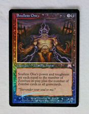 MTG Magic the Gathering Soulless One Foil Onslaught Minty Fresh//Unplayed
