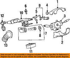 Saturn GM OEM 97-02 SC2 Steering Column-Ignition Switch Bolt 21044256