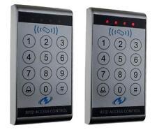 Wiegand 26 125Khz RFID EM Card Entry Lock Door Standalone Keypad Access Control