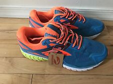 Brooks Men's Ravenna 7 size 9.5  Blue/Orange