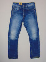 G-Star Raw TYPE-C 3D LOOSE TAPERED  W32 L34 RRP £116.99 Blue Nuke Denim Jeans