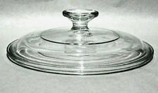 PYREX   G5C    7 1/2 Inch Round Clear Glass Lid for Crockpots