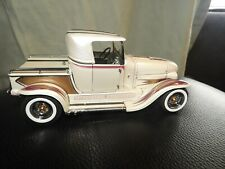 Danbury Mint Ala Kart Pickup 1929 Ford with Dodge fuel injected engine