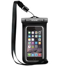 Universal Waterproof Phone Case OCASE Cellphone Dry Bag for iPhone Galaxy