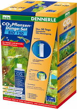 Dennerle bio-120 Co2 Starter Set Planta De Acuario de abono de CO2 Kit