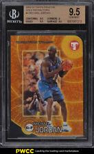 2002 Topps Pristine Gold Refractor Die-Cut Michael Jordan /99 #4 BGS 9.5 (PWCC)