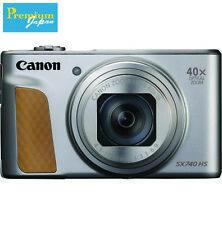Canon PowerShot SX740HS Compact Digital Camera Silver Japan Domestic Version New