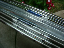 PACKAGE of 10 NEW PGA TOUR ISSUE IRON SHAFTS TRUE TEMPER APOLLO RIFLE AEROTECH