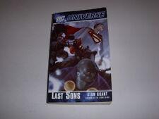 DC Universe Paperback- Last Sons! (Superman/ Martian Manhunter/ Lobo)