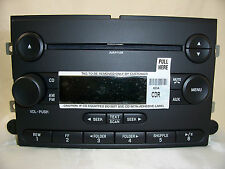 FORD AM/FM/CD/MP3 2007 - 2008 MUSTANG 7R3T18C869MW