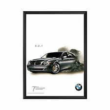 Movie Poster Frame - Black - 30 x 40 inch - Front opening - Executive series