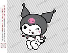 Hello Kitty Sanrio Kuromi (B) Car Truck SUV Vinyl Bumper Sticker