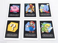 Original Nintendo AR Game Karten - 6 Stück - für Nintendo 3 Ds Konsole