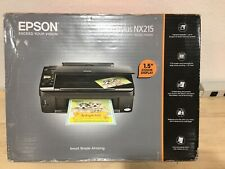 Epson Stylus NX215 All-In-One Inkjet Printer - C351E - Ink Print Copy Scan Photo