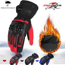 PRO-BIKER Motorcycle Gloves Waterproof full finger Winter Skiing Windproof Warm