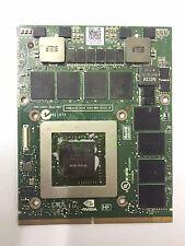 For Dell Alienware M18X R2 NVidia GTX 680M 2GB DDR5 Video Card 20HTK CPCXD