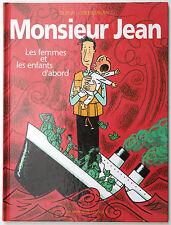 MONSIEUR JEAN 3 LES fEMMES ET LES ENFANTS D'ABORD (Dupuy-Berberian) EO 1994