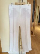 34L Loose Fit Trousers Plus Size for Women