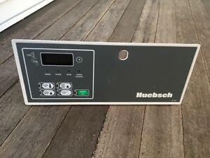 Huebsch Touchpad overlay display computer board 20lb front load 800772 802076