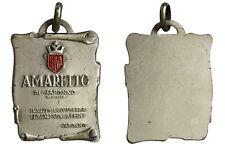 Medaglia Amaretto di Saronno Industria Lombarda Liquori e Vini Affini #A27