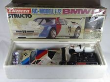 Carrera Structo RC-Modell 1:12 BMW M1 Nr.90225 OVP (SO1771)