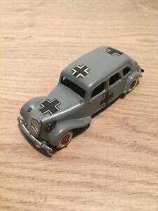 Ancienne Miniature Norev Citroen Traction 15 Six Familiale Collection ( A )