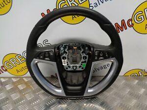 Vauxhall Insignia 09-13 VX Line VXR Flat bottom steering wheel