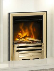 "ELECTRIC INSET FIRE MODERN LED FLAME ELGIN & HALL PRYZM 16"" DEVOTION BELMONT 2kW"