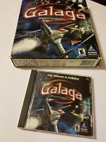 Video Game PC Galaga Destination Earth The Swarm is Reborn