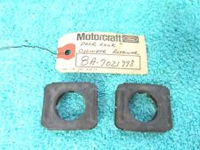 1949 FORD  DOOR LOCK CYLINDER RETAINERS  PAIR  NEW  1017