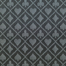 PRO Suited Speed Cloth for Poker Tables - Two-Tone Platinum (6 Feet)
