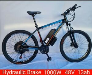New Ebike 1000W Hydraulic Brake 27.5 Rim with pedal assist CULLEN VERSION 3