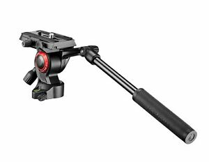 Manfrotto LightWeight BeFree Live Fluid Video Head