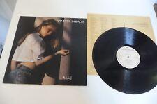 VANESSA PARADIS M&J . PRESSAGE FRANCE LP.MARILYN & JOHN.