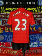 4.5/5 Liverpool adults S 2016 #23 Emre Can football shirt jersey trikot soccer