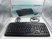 Logitech MK320 - Wireless Keyboard And Mouse Combo