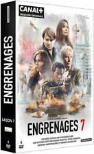 ENGRENAGES - Saison 7 - COFFRET DVD NEUF SOUS BLISTER