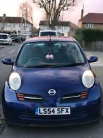 Nissan micra 3 door manual only 15578 warranted miles, MOT till June 2021