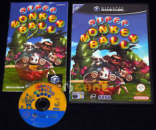 SUPER MONKEY BALL Nintendo GameCube Versione Italiana ••••• COMPLETO