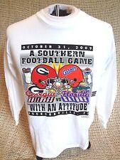 Georgia Bulldogs vs Florida Gators~A So. Football Game~Long Slv T-Shirt~Youth XL