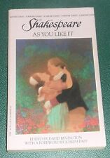 AS YOU LIKE IT  by William Shakespeare Bantam paperback CLASSIC BRITISH COMEDY