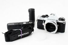 PENTAX ME super Body + WINDER II [Excellent+++] w/Strap From Japan [150]