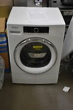 "Whirlpool Whd5090Gw 24"" White Front-Load Electric Dryer Nob #52660 Hrt"