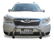Wynntech Front A-Bar Bumper Guard Protector For Subaru Forester 2014-2017