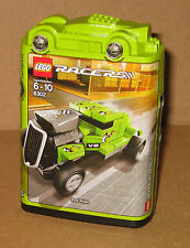 8302 LEGO Racers Tiny Turbo Rod Rider – 100% Complete NEW in Package SEALED 2011