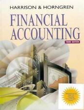Financial Accounting by Charles T. Horngren and Walter T., Jr. Harrison (1997, H