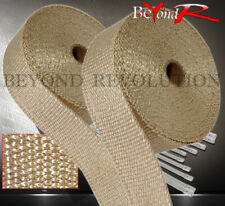 360 30ft Intake Induction Piping Heat Wrap Shield Insulation Reduction Titanium