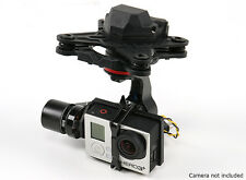 HMG Y13D 3 Axis Brushless Gimbal Compatible with Go Pro Hero3 Type Action Camera