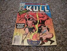 Kull the Destroyer #24 (1973 Series) Marvel Comics Vf